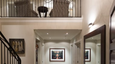 Mellons Bay 8 - ceiling | daylighting | ceiling, daylighting, estate, handrail, home, interior design, lobby, gray
