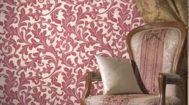 Carillon Range - Carillon Range - chair | chair, interior design, living room, wall, wallpaper, red, gray
