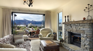 Built by Fowler Homes QueenstownFor more information, please ceiling, estate, home, interior design, living room, real estate, room, window, orange