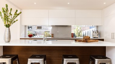 Winner Kitchen Design of the Year 2103 Victoria countertop, cuisine classique, interior design, kitchen, table, white, brown
