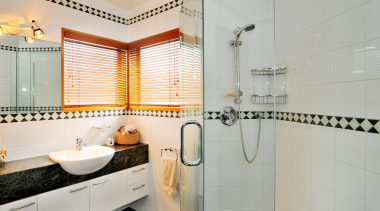 24 bathroom - Bathroom - bathroom | floor bathroom, floor, home, interior design, property, real estate, room, tile, gray