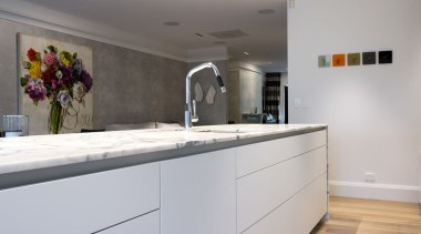 IMGL6953-13 - George Street, Apartment living - architecture architecture, cabinetry, countertop, daylighting, interior design, kitchen, product design, sink, gray