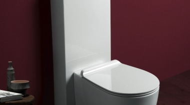 Vignoni 02 - angle | bathroom sink | angle, bathroom sink, bidet, ceramic, plumbing fixture, product, purple, tap, toilet, toilet seat, red