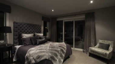 057frame house 17 - Frame_house_17 - bedroom | bedroom, ceiling, home, interior design, lighting, property, real estate, room, wall, window, black