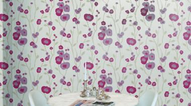 Modern Style Range - Modern Style Range - curtain, decor, interior design, pattern, pink, purple, room, textile, wall, wallpaper, window treatment, white