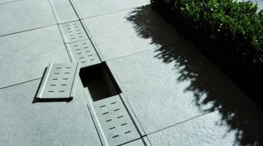 Wire grey outoor 20mm floor tiles - Wire asphalt, floor, line, road surface, gray