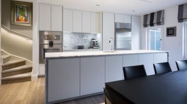 IMGL6936-4 - George Street, Apartment living - countertop countertop, interior design, kitchen, real estate, gray