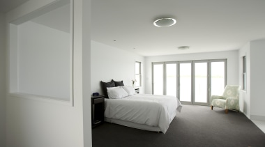 For more information, please visit www.gjgardner.co.nz architecture, bedroom, ceiling, daylighting, floor, home, house, interior design, property, real estate, room, window, gray