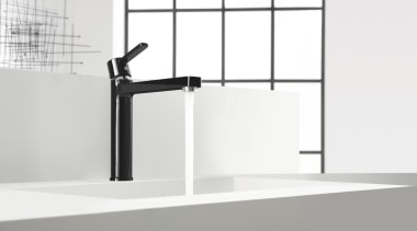 Foreno 3 - angle | bathroom sink | angle, bathroom sink, floor, plumbing fixture, tap, white