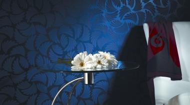 Pacifika Fantail - Modern Style Range - blue blue, computer wallpaper, flower, petal, still life photography, wallpaper, black