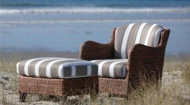 Waikiki Collection - Waikiki Collection - beach | beach, chair, furniture, outdoor furniture, sea, shore, sunlounger, vacation, wood, gray, teal