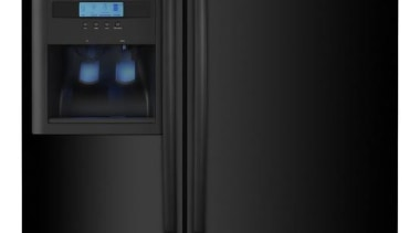 Black Matte Fridge - Black Matte Fridge - home appliance, kitchen appliance, major appliance, product, product design, refrigerator, black