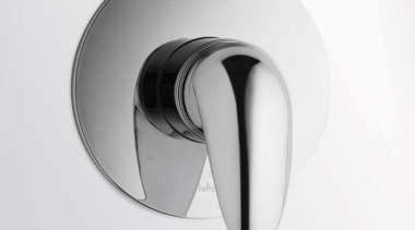 The Odyssey range features a classic style with black and white, plumbing fixture, product, tap, white