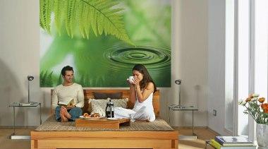 Silence Interieur - Italian Color Range - furniture furniture, home, interior design, room, table, window, gray