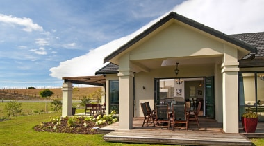 Fowler Homes have successfully been designing and building cottage, estate, home, house, outdoor structure, property, real estate, brown