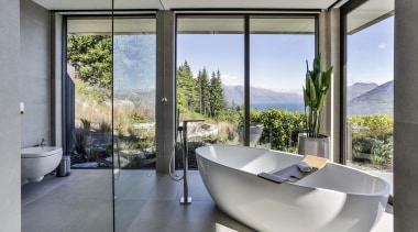 Mason & Wales Architects, DunedinSee the full architecture, house, interior design, real estate, window, gray