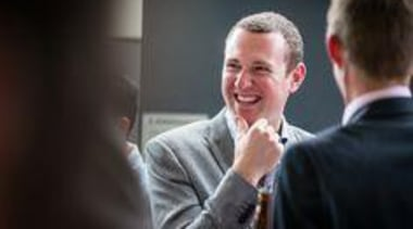 Jeremy Friar, Laminex New Zealand - Jeremy Friar, business, business executive, businessperson, communication, conversation, entrepreneur, official, professional, public relations, speech, suit, black, gray
