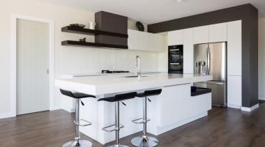 IMGL9847-2 - Dairy Flat kitchen - countertop | countertop, floor, furniture, interior design, kitchen, product design, white