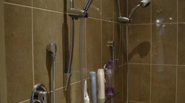 Villaboard Lining - Villaboard Lining 4 - bathroom bathroom, plumbing fixture, room, shower, tile, brown