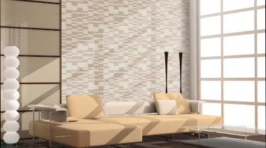 Earthstone chromite brown living area floor tile - bed frame, floor, flooring, furniture, interior design, laminate flooring, product design, tile, wall, window, window covering, wood, wood flooring, white, gray