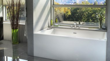 The Citti tub is ideal for making the architecture, daylighting, real estate, gray