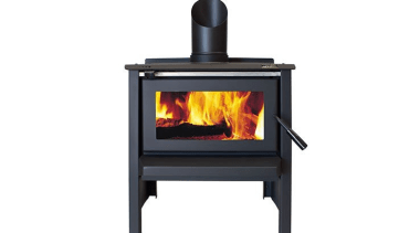 Jayline ss200 hearth, heat, home appliance, product, stove, wood burning stove, white