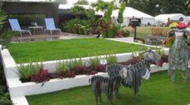 At Ellerslie International Flower Show - At Ellerslie garden, grass, landscape, lawn, plant, tree, yard, green
