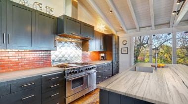 Makai Aged Timber - Makai Aged Timber - countertop, home, interior design, kitchen, real estate, gray