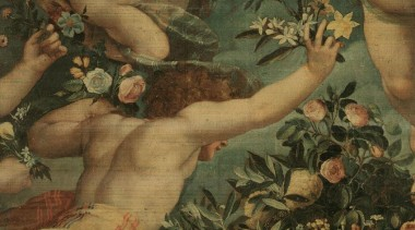 Venetian Damask Range - art | fauna | art, fauna, mythology, organism, painting, plant, brown