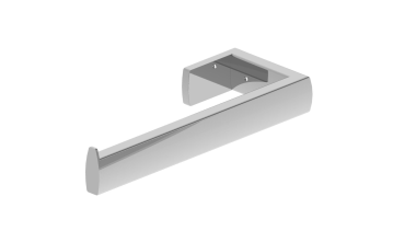• Manufactured in Australia• Warranty 10 Years• Double angle, bathroom accessory, hardware accessory, product design, white