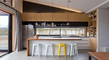 kitchen - architecture | interior design | real architecture, interior design, real estate, gray