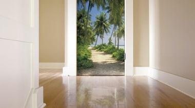 Way to the Beach Interieur - Italian Color ceiling, estate, floor, flooring, hardwood, home, house, interior design, laminate flooring, property, real estate, stairs, wall, window, wood, wood flooring, gray, brown