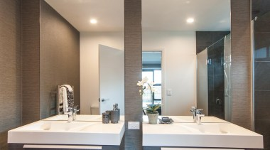 gjgardner4347.jpg - gjgardner4347.jpg - architecture | bathroom | architecture, bathroom, ceiling, floor, flooring, interior design, room, sink, tile, gray