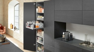 LEGRABOX free - Box System - countertop | countertop, furniture, interior design, kitchen, shelving, gray