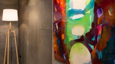 IMG_6171 - art | ceiling | glass | art, ceiling, glass, interior design, modern art, mural, painting, wall, brown