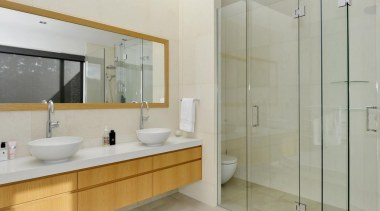 26.1.jpg - bathroom | floor | interior design bathroom, floor, interior design, property, real estate, room, tile, gray