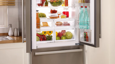 Product Images - Fridges - display case   display case, home appliance, kitchen appliance, major appliance, product, refrigerator, shelf, shelving, white