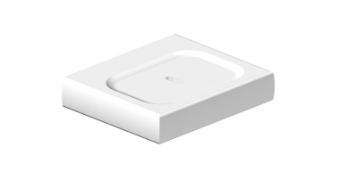 • Manufactured in Australia• Warranty 10 Years• DirectConnect bathroom sink, product, product design, rectangle, white