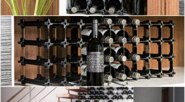 Sleek. Classy. Modern. Custom. Affordable. DIY. Store all flooring, furniture, product, wine cellar, wine rack, black