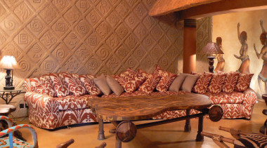 Decocrete 3 - Decocrete_3 - couch | flooring couch, flooring, furniture, interior design, living room, room, table, wall, wood, brown, orange