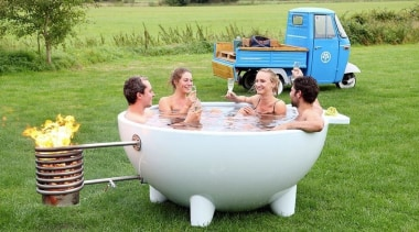Outdoor Tub 05 - Outdoor Tub 05 - grass, lawn, leisure, plant, recreation, green