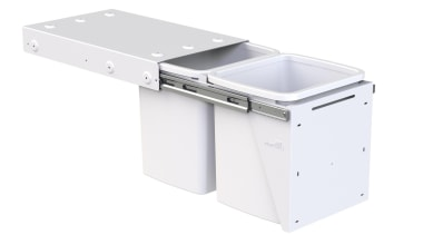 Model KC30D - 2 x 15 litre bucket. furniture, product, product design, white
