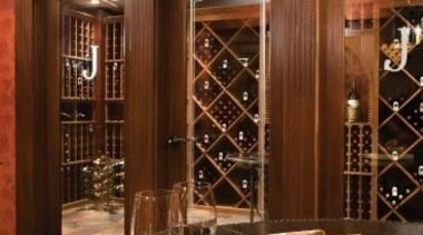 Modern Wine Cellar Ideas - Modern Wine Cellar interior design, wine cellar, brown