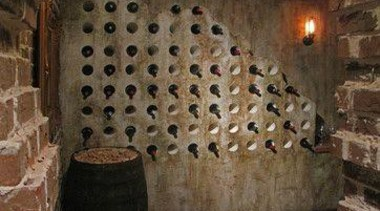 Modern Wine Cellar Ideas - Modern Wine Cellar wall, wine cellar, winery, brown, black