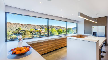 Winner Kitchen of the Year 2013 Northern Territory architecture, countertop, house, interior design, kitchen, real estate, white