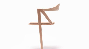 Ever feel guilty about sitting around too much angle, chair, furniture, line, table, wood, white