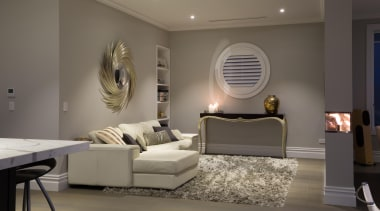 Img9008 - ceiling | floor | flooring | ceiling, floor, flooring, furniture, home, interior design, interior designer, lighting, living room, room, wall, gray