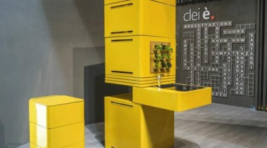 Forget 'bigger is better'; in the eco-conscious yet furniture, product, product design, yellow, gray, black