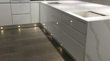 Concreate GKC CF102 2 - Concreate_GKC_CF102_2 - countertop countertop, floor, flooring, kitchen, tile, gray, black