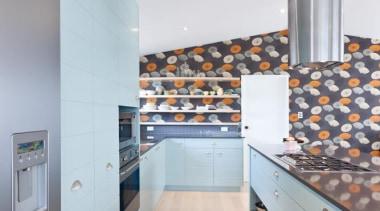 Ecclectic Kitchen - Ecclectic Kitchen - countertop | countertop, floor, flooring, interior design, kitchen, real estate, gray, white